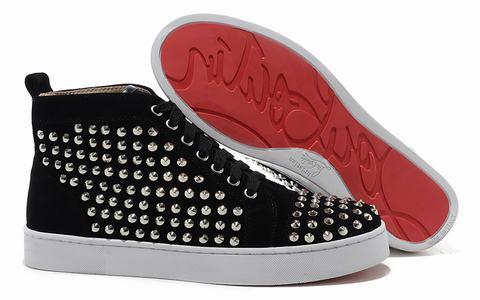 design intemporel 52fce 7fcc5 christian louboutin sneakers femme pas cher,chaussure ...